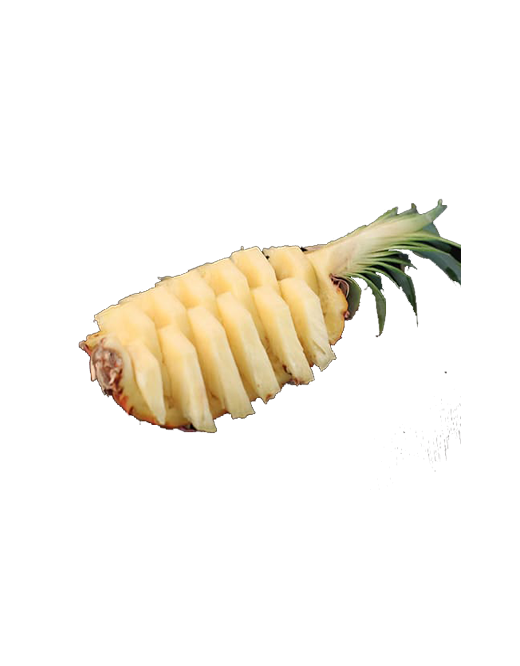Ananas en pirogue